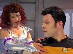 Star Trek - The Next Penetration Gangbang