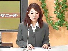 Nana Mayama japão bukkake tv