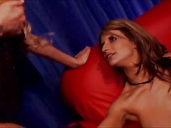Jasmine Black al Anal SEXpress