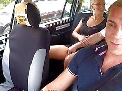 Czech taxi 39