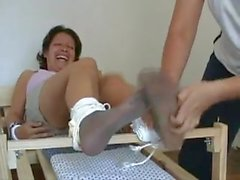 Allesanda Nylon Tickle