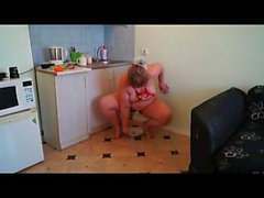 Dirty BBWs Pissing - Compilation