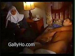 Italian Nun Fucks Her Patient