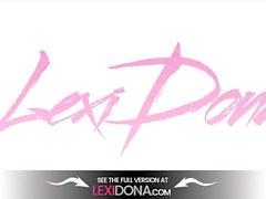 LexiDona - Splendida Lexi Dona e Katy Rose in duo di cazzuti