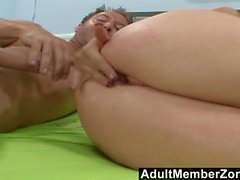 AdultMemberZone - Courtney Cummz Gives the Sloppiest Blowjob