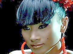 De Camila Alves en y de Kenia Moore lesbianas en la confidente