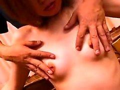 Bússola bdsm asiática toying bondage