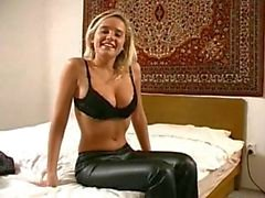 Blonde Natasha Gets Fucked