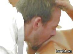 Cutie brunette babe Dillon Harper oily massage and fuck