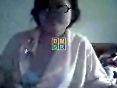 Китаянка по Skype раздевание ( Real)