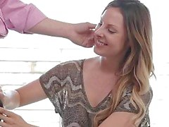 Erica palaa Yllätys Audition Netvideogirl