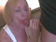 Mommy Blowjob Roleplay