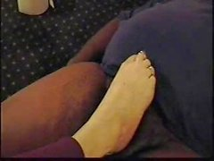 Footjob Indian Toenails