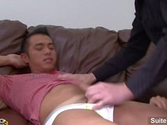 Sexy married guy Jayden Grey gets nailed by horny gay Niko Reeves