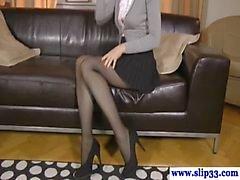 Chiques l'euro Beauty rips chaussettes à bordel