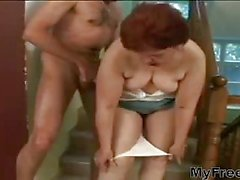 Hairy Granny Woman Loves To Fuck