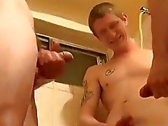 Gay twinks Room For Another Pissing Boy?