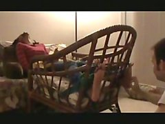 Solleticare l'ebano casalinga magazzino