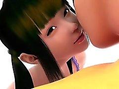 Apoio Girl - mais quente archive relações sexuais 3D do de anime