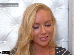 BANG Confessions Kayden Kross lap dance sexy conduit à fucking ass
