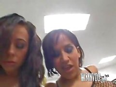 Aarielle Alexis & Regan Reese Two Deepthroat