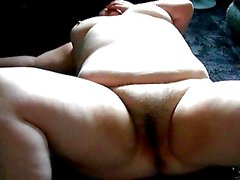 Bbw fist and foot fucking