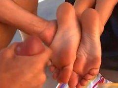 Magical Feet Cumpitalition