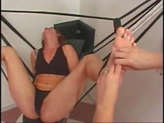 Tickling Layla