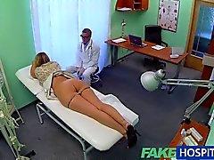 FakeHospital - Krankenschwester belichteten russian Funde