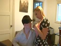 wife catches him with her mom