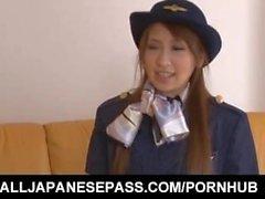 Сценки с колготки неприятную Yuzu Shiina