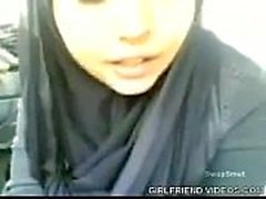 Iransk flickvän Biluthyrning Blowjob