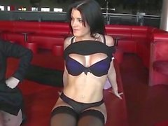 Beyond Sexy Lana Triple Anal & Vaginal Gangbang
