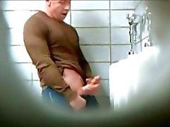 urinal wanker