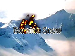 Burning Snow ... ( Vintage Movie ) F70