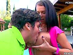 Vídeos porno HD de Large Tit Semen Pie Peta Jensen 1St Creampie