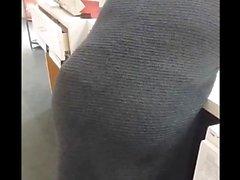 Public donk Groping 6