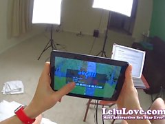 Lelu Love-PODCAST: Ep36 Sneak Preview Lelu Love Video Game