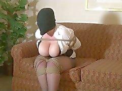 Kölelik tombul kız