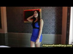 Filipina Porn Diary presents Angel