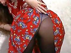 Pantyhose İngiliz Güzellik