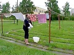 Neutraler Mutter reicht eine Fuck!
