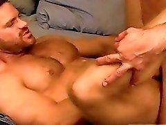 Men masturbointi kantojen ensimmäistä ajan Monta Cum kuormat Flip