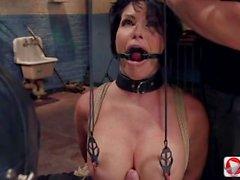 Shay Fox - Laaja Tit MILF Faces pelkojen saada Dick HD
