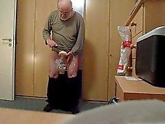 pumping my balls