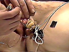 M's first urethral orgasm part 1 of 3