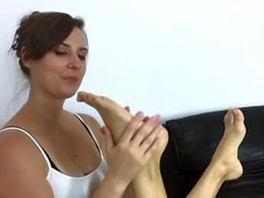Sexy Massage anf Foot Worship