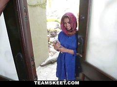 Cream Filled Arabian girl