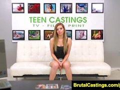 FetishNetwork Trisha Parks bdsm casting video