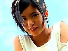 Eruna Shiina Sexy Tease - non nude